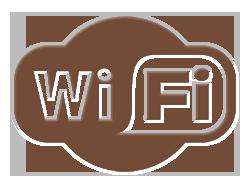 wifi-drewno